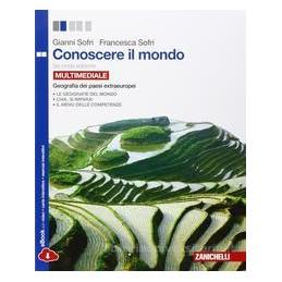 CONOSCERE IL MONDO 2 ED. CONTIN.EXTRAEUR