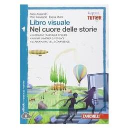 LIBRO VISUALE NEL CUORE DELLE STORIE 1