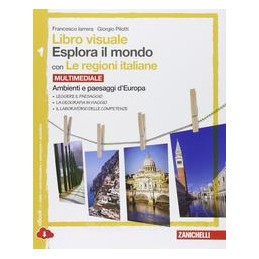ESPLORA IL MONDO 1 +REGIONI ITALIANE