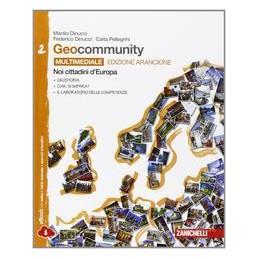 GEOCOMMUNITY ED.ARANCIONE 2 +LAB.COMPET.