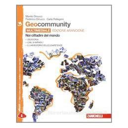 GEOCOMMUNITY ED.ARANCIONE 3 +LAB.COMPET.