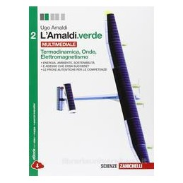 L`AMALDI VERDE 2  TERMODINAMICA MULTIMED