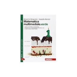 MATEMATICA MULTIMEDIALE VERDE 1