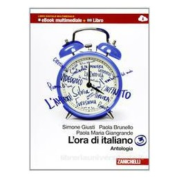 ORA DI ITALIANO 3 +LAB.COMP.+EBOOK