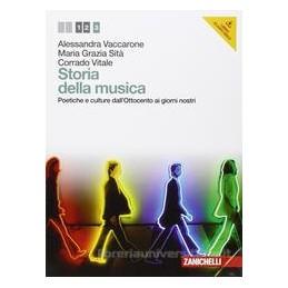 STORIA DELLA MUSICA 3 +CD +PDF