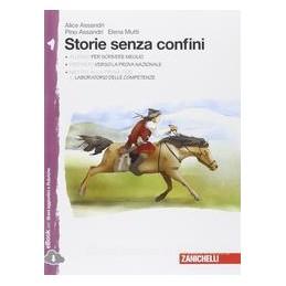 STORIE SENZA CONFINI 1 +LEGGERE CLASSICI