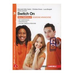 SWITCH ON ED.ARANCIONE 3