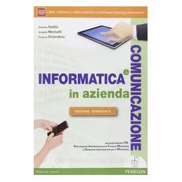 INFORMATICA E COMUN.IN AZIENDA ED.ESSENZ