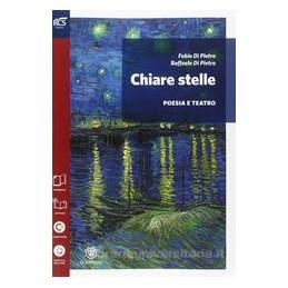 CHIARE STELLE  POESIA E TEATRO +OPENBOOK