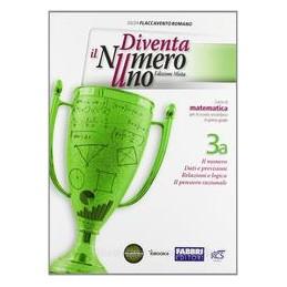 DIVENTA IL NUMERO UNO (3A+3B)+QU.+E BOOK