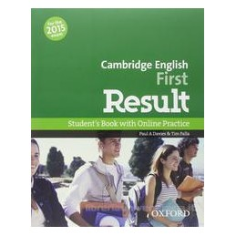 FIRST RESULT(EDIZIONE RIV  ESAME 2015):