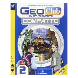 GEOCLUB COMPATTO 2 +OPENBOOK