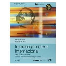 IMPRESA E MERCATI INTERNAZIONALI SET 3