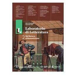 LL LABORATORIO DI LETTERATURA 2+GUIDA+OB
