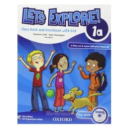 LET`S EXPLORE! 1 +DVD