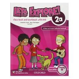 LET`S EXPLORE! 2 +DVD