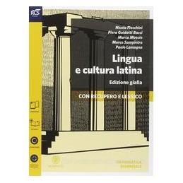 LINGUA E CULTURA LATINA GIALLA V.UN.