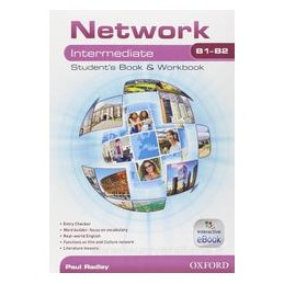 NETWORK B1 B2, EC +SB+WB +EBOOK +GRAMMAR