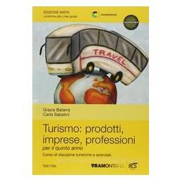 TURISMO: PRODOTTI IMPRESE PROFESSIONI 3