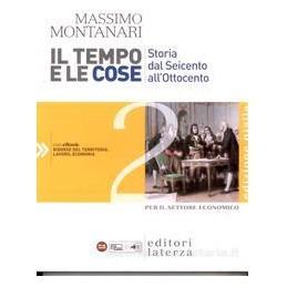 TEMPO E LE COSE 2 (ED.GIALLA) SET.ECON.