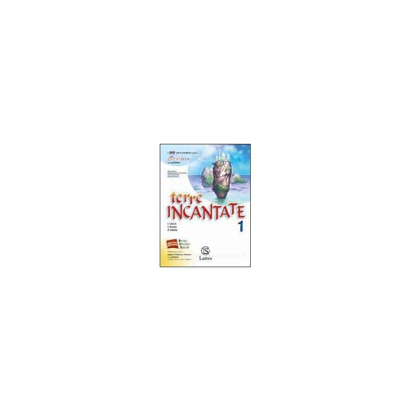 TERRE INCANTATE 1 +MITO EPICA +DVD