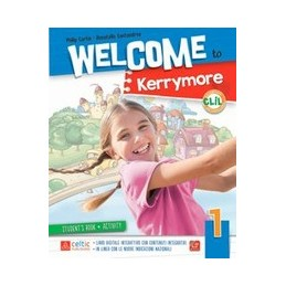 WELCOME TO KERRYMORE 1 +ACTIVITY +DVD