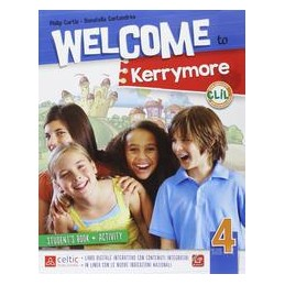 WELCOME TO KERRYMORE 4 +ACTIVITY +DVD