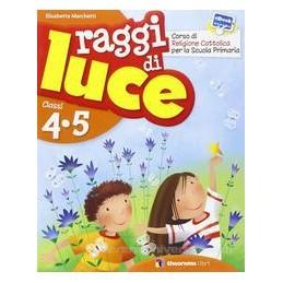 RAGGI DI LUCE X 4,5 ELEM.