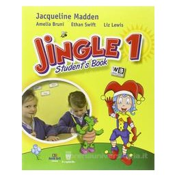 JINGLE 1 +WORKBOOK +CD