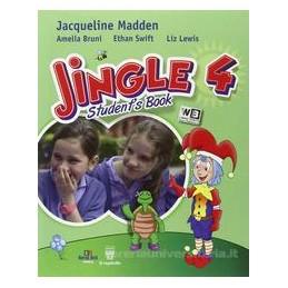 JINGLE 4 +WORKBOOK +CD