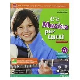 C`È MUSICA PER TUTTI A+B +DIDA +ACTIVEB.