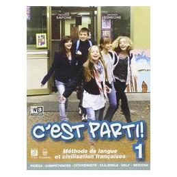 C`EST PARTI! 1 +DVD