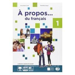 À PROPOS... DU FRANCAIS 1 +COMPET.+L.ACT