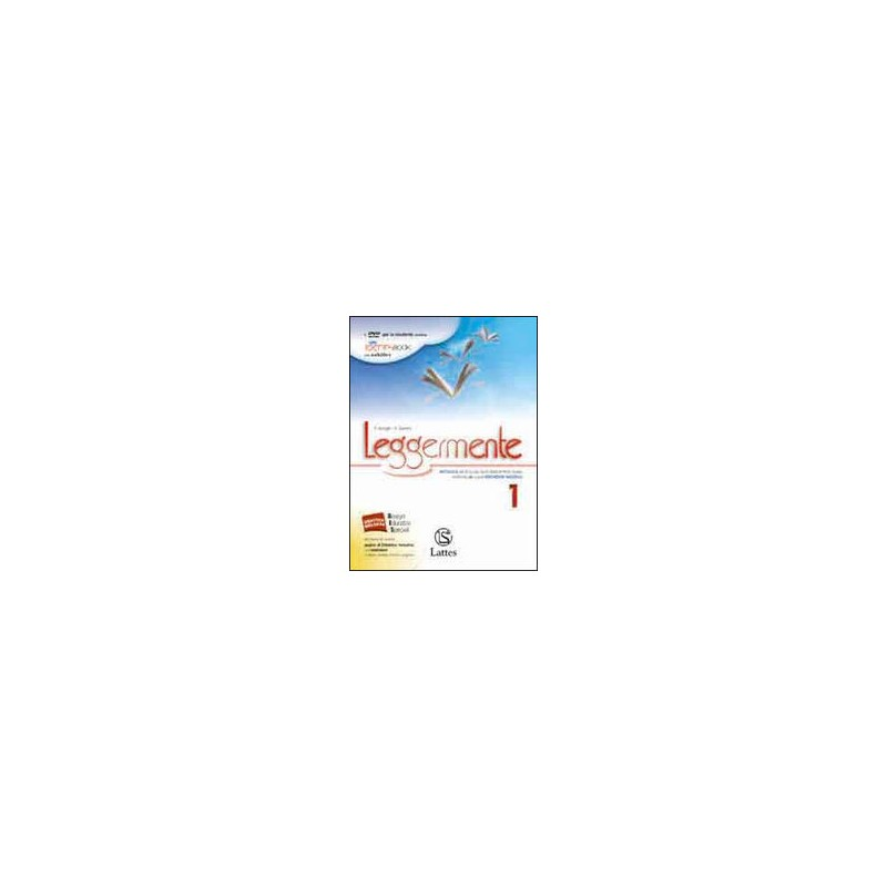 LEGGERMENTE 1 +MITO +COMPETENZE +DVD