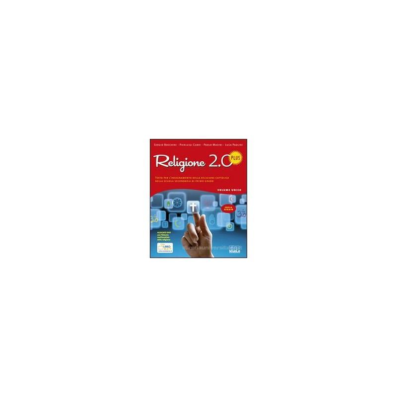RELIGIONE 2.0 PLUS VOL.UN. +DVD