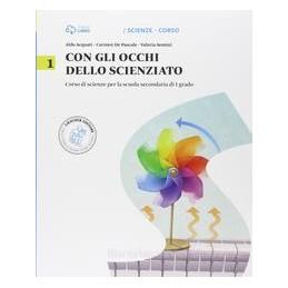 CON GLI OCCHI DELLO SCIENZIATO 1 +LETTUR