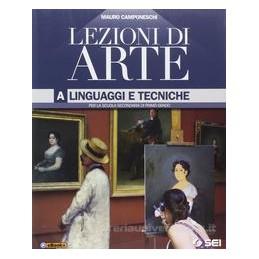 LEZIONI DI ARTE (A+B) +QUADERNO +EBOOK