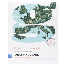 ORSA MAGGIORE 1 +ATL.+REG.+PER VIE +CD R