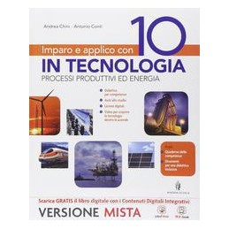 10 IN TECNOLOGIA +QUAD.+DIS.+FASC.+48TAV