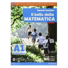 BELLO DELLA MATEMATICA  ARITM.1+GEOM.1+Q