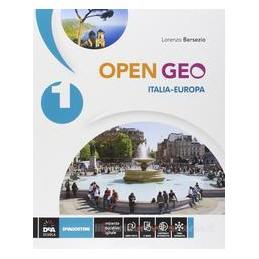 OPEN GEO 1  ITALIA EUROPA +ATL.+CITT.+EB