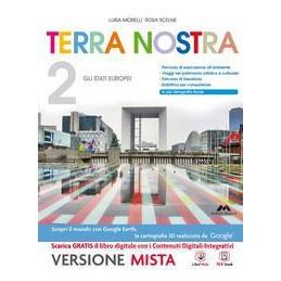 TERRA NOSTRA 2 +RISORSE DIGITALI