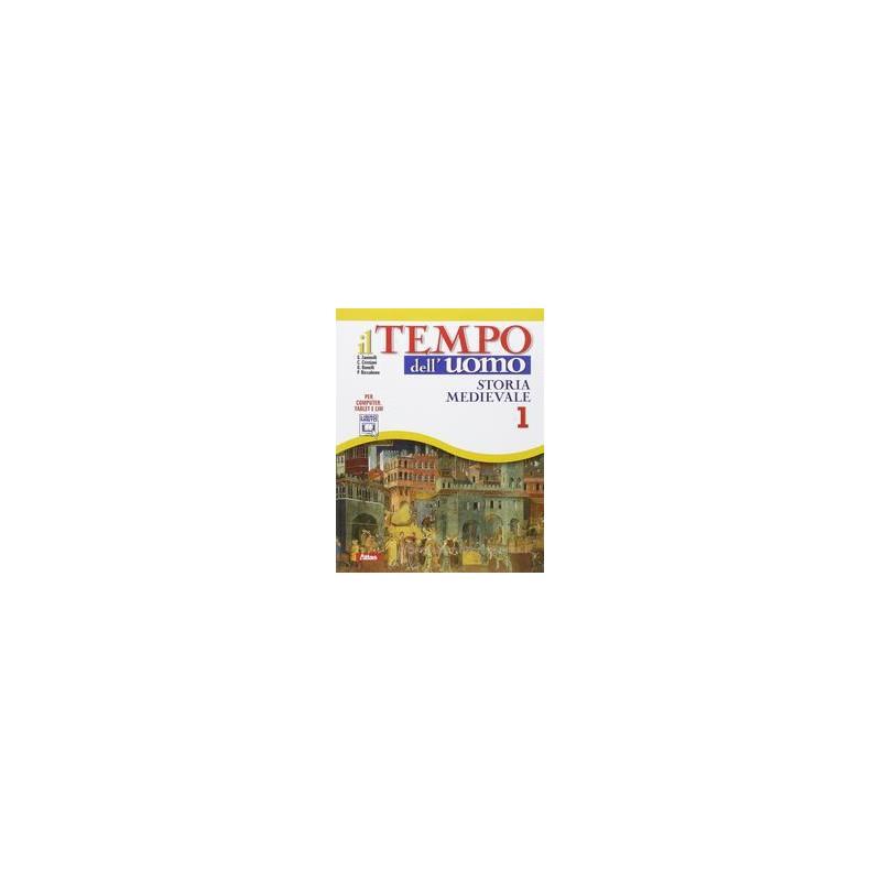 TEMPO DELL`UOMO 1 +LABORATORIO STORIA 1