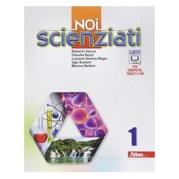 NOI SCIENZIATI 1 +LAB.1