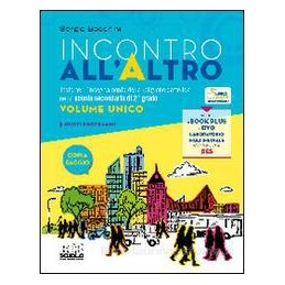 INCONTRO ALL`ALTRO +EBOOK +DVD