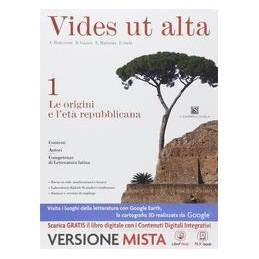 VIDES UT ALTA 1  ORIGINI TARDA REPUBBLIC