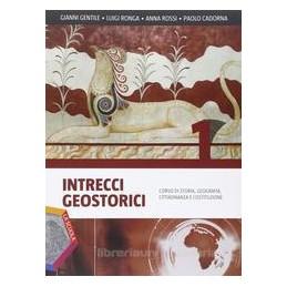 INTRECCI GEOSTORICI 1 +EBOOK