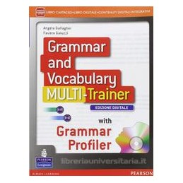 GRAMMAR AND VOCABULARY MULTI TRAINER+DID