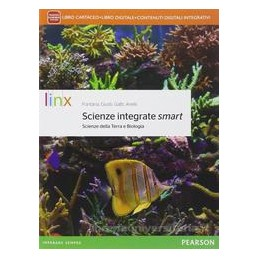 SCIENZE INTEGRATE SMART  TERRA E  BIOLOG