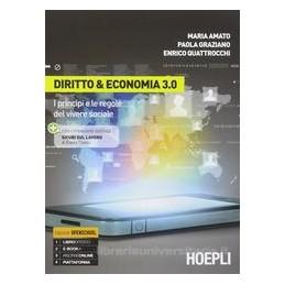 DIRITTO & ECONOMIA 3.0 X BN IT,IP